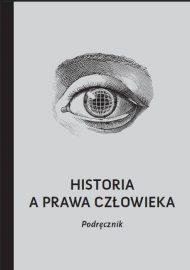 Historia a prawa człowieka - okładka książki