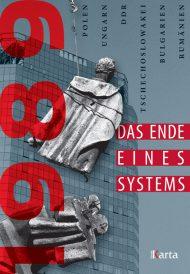1989 koniec systemu- okładka książki