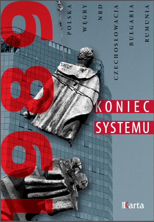 1989. Koniec systemu - okładka książki