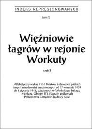 Więźniowie Workuty t. 1 - okładka książki
