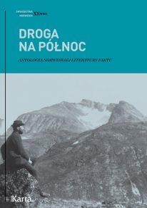 Norwegia droga na północ - okładka książki