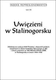 Uwięzieni w Stalinogorsku - okładka książki