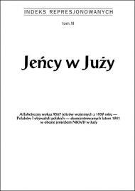 Jeńcy w Juży - okładka książki