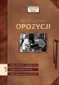 Archiwum opozycji 1 - okładka książki