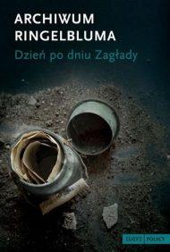 Archiwum Ringelbluma - okładka książki