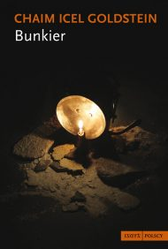 Goldstein - Bunkier - okładka książki
