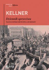 Dziennik sprzeciwu - okładka książki