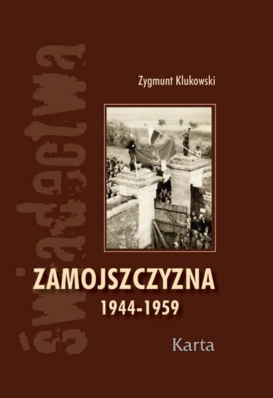 Klukowski Zamojszczyzna tom 2 - okładka książki