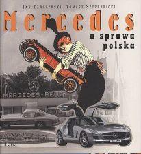 Mercedes a sprawa polska - okładka albumu