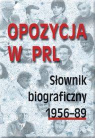 Opozycja w PRL 2 okładka książki