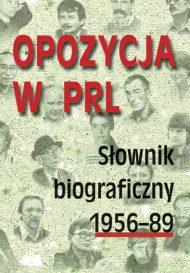 Opozycja w PRL tom 3 okładka książki
