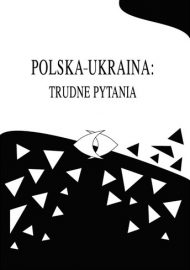 Polska-Ukraina: trudne pytania t. 8 - okładka książki