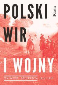 Polski wir I wojny - okładka ksiązki