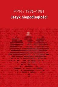 PPN Język niepodległości - okładka książki