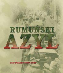 Rumuński azyl - okładka książki