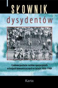 Słownik Dysydentów Tom I okładka książki