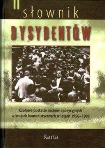 Słownik dysydentów tom 2 okładka książki