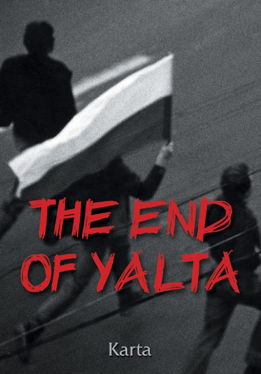 The End of Yalta - bookcover