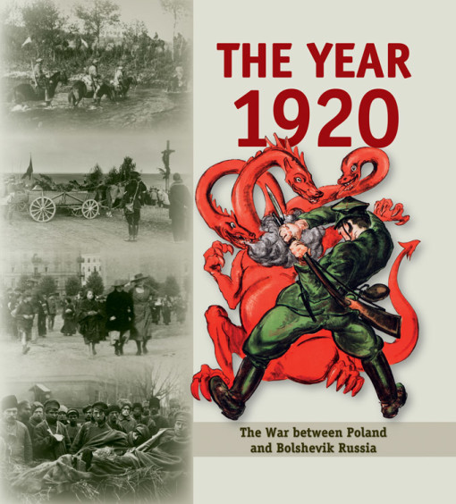 The Year 1920 - book cover