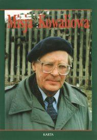 Misja Kowaliowa - okładka książki