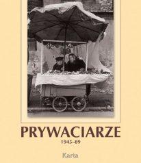Prywaciarze - okładka książki