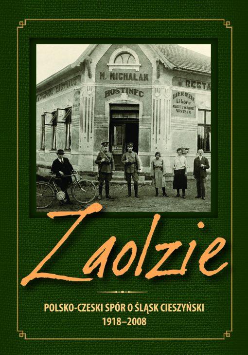 Zaolzie - okładka książki