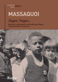 Neger, Neger... - okładka książki