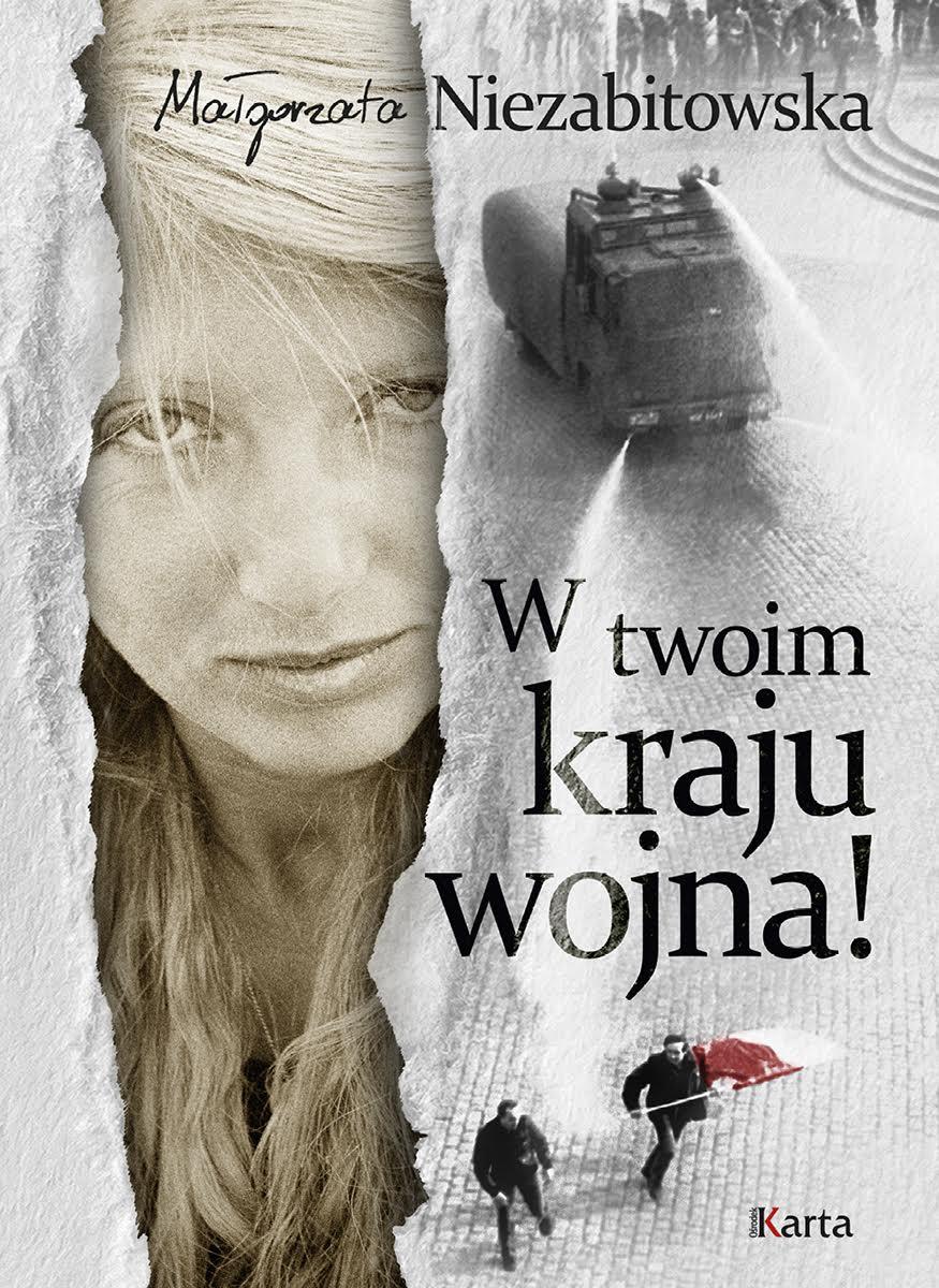 """Wrocławska premiera książki """"W twoim kraju wojna!"""""""