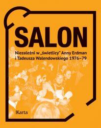 Salon Walendowskich - okładka książki