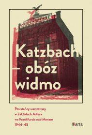 Katzbach obóz widmo - okładka książki