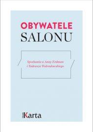 Obywatele salonu - okładka książki