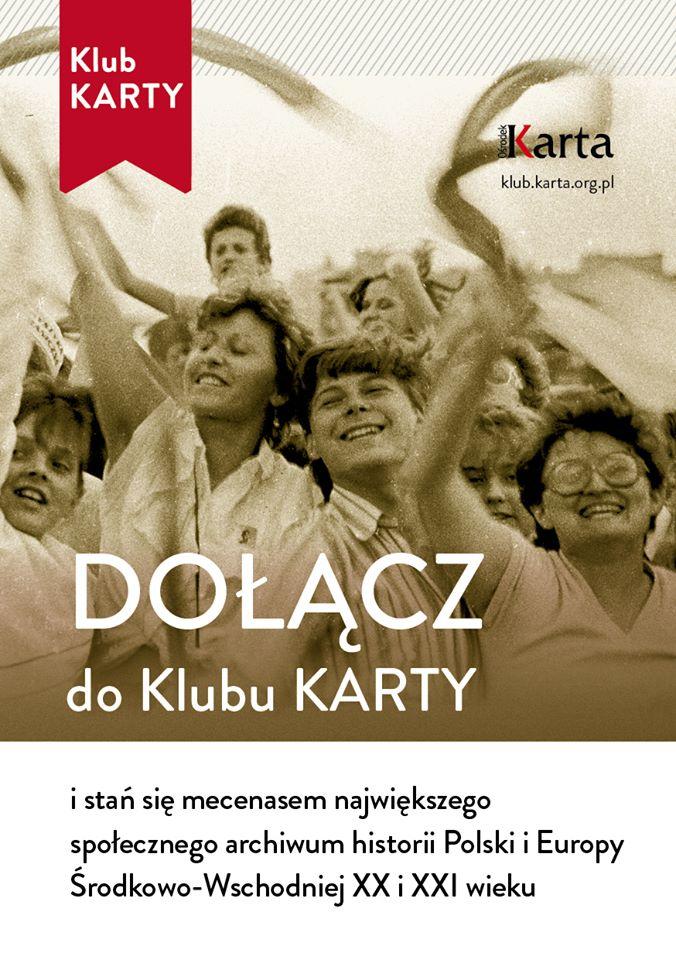 Dołącz doKlubu KARTY