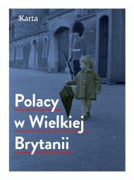 """okładka publikacji """"Polacy w Wielkiej Brytanii"""""""