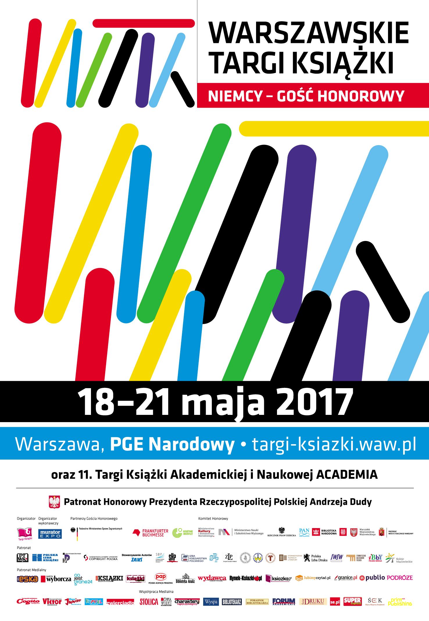 Ośrodek KARTA naWarszawskich Targach Książki