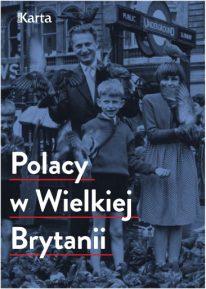 Polacy w Wielkiej Brytanii - okładka książki