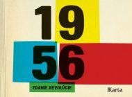 1956 - POZOR REWOLUCJI wersja SK - okładka książki