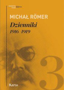 ROMER - Dziennik 1916-1919 - tom 3