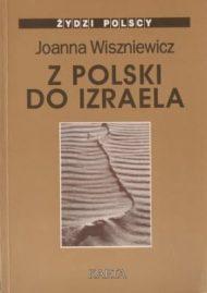 Z Polski do Izraela - okładka książki