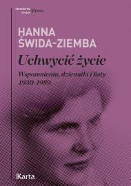 Świda-Ziemba Uchwycić życie - okładka książki