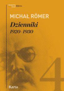 Dzienniki. Tom IV. 1920-1930