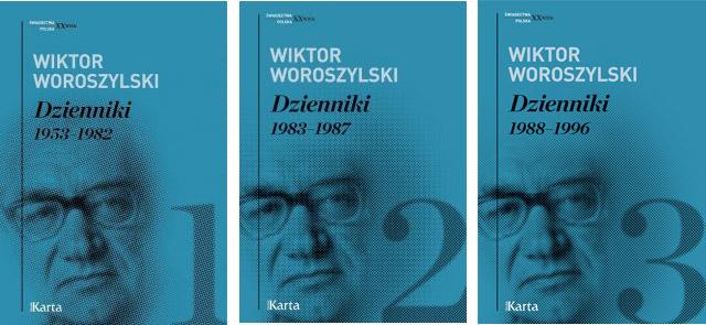 Dzienniki. Tom I-III