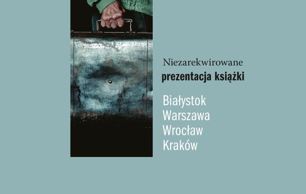 """Autorki książki """"Niezarekwirowane"""" wPolsce / 24–29 listopada."""