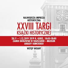 Serdecznie zapraszamy nastoisko Ośrodka KARTA (numer 22) naTargach Książki Historycznej wZamku Królewskim wWarszawie.