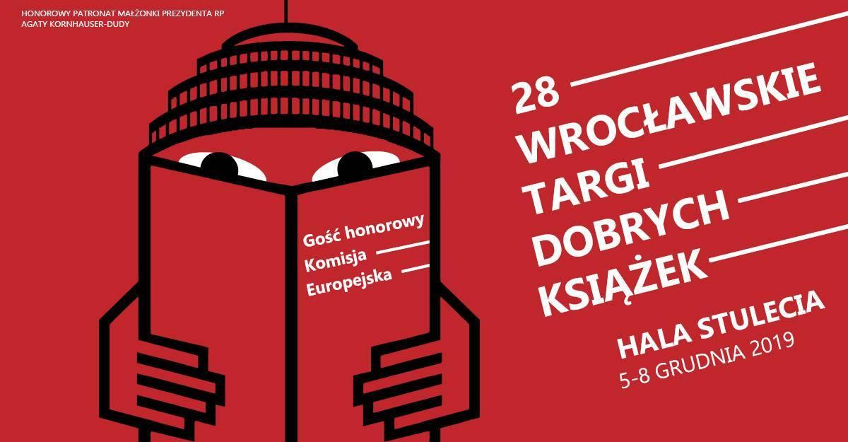 Serdecznie zapraszamy nastoisko Ośrodka KARTA (numer 73) naWrocławskich Targach Dobrej Książki.