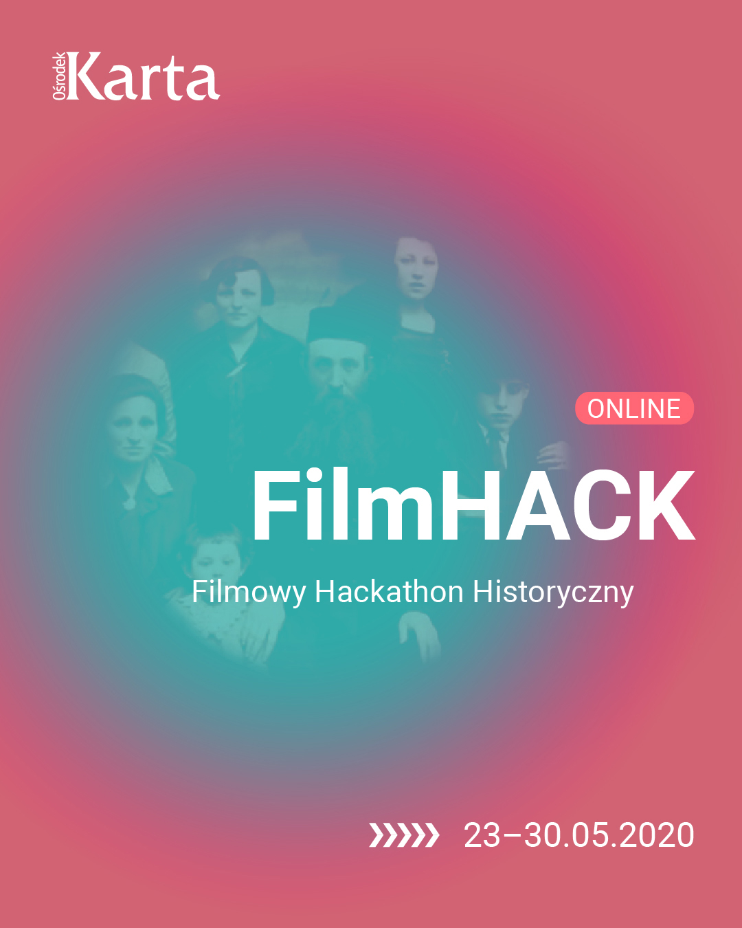 Wyniki Ietapu Filmowego Hackathonu Historycznego FilmHack