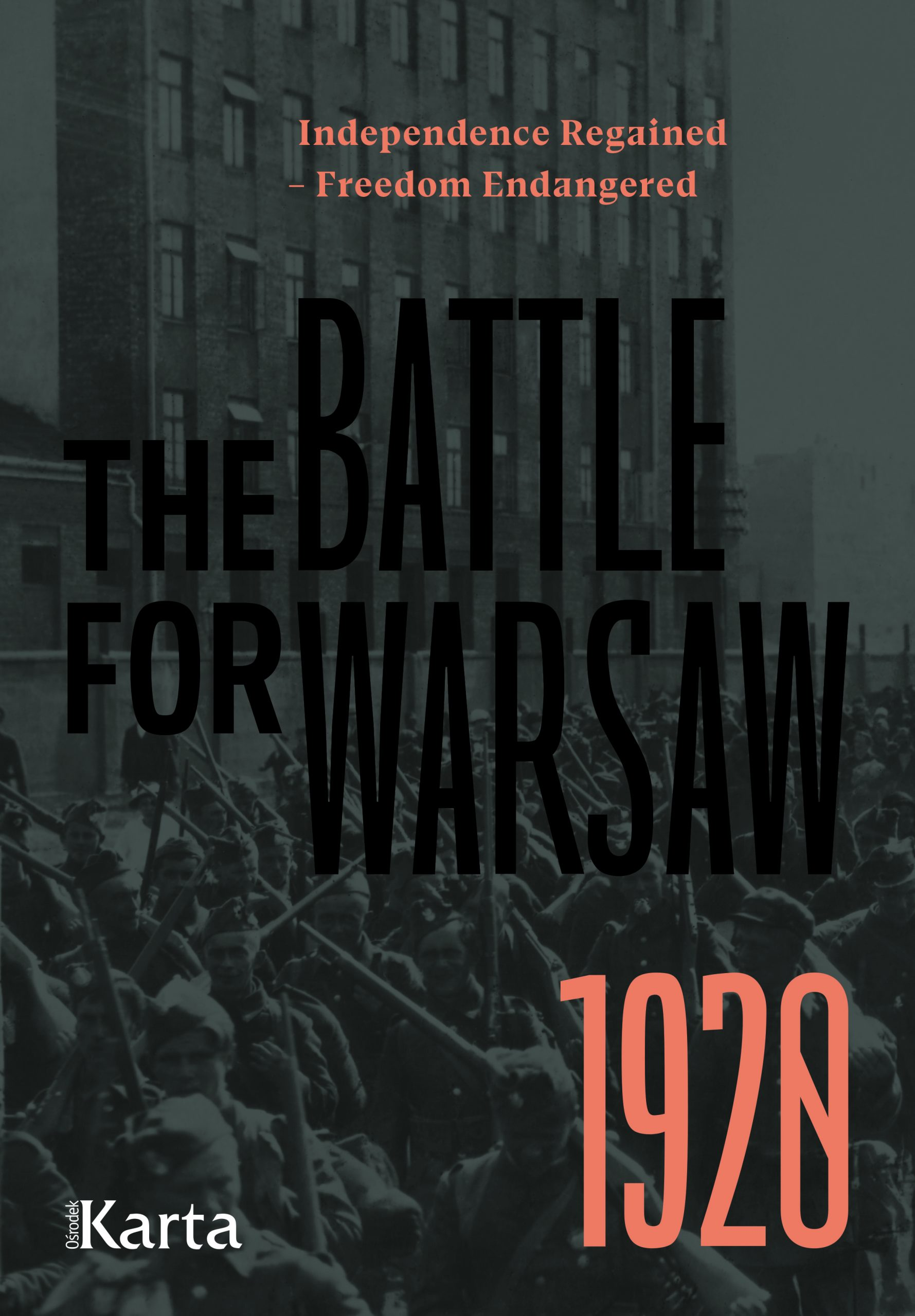 The Battle for Warsaw 1920